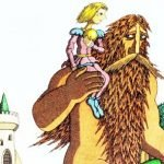 Железный Ганс - немецкая народная сказка. Про лесного человека.
