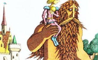 Железный Ганс — немецкая народная сказка. Про лесного человека.