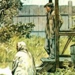 Жильцы старого дома - Паустовский К. Рассказ про разных жителей.