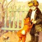 Загадка - Скребицкий Г. Рассказ про спасение собаки и котенка.