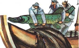 Запретный узел — эстонская сказка. Сказка про рыбаков. 0 (0)