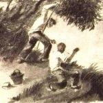 Золотой линь - Паустовский К. Рассказ про удачную рыбалку.
