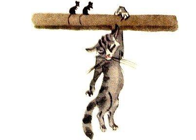 Кот и мыши - Толстой Л.Н.