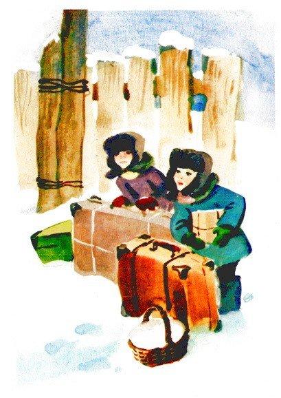 Чук и Гек - Гайдар А.
