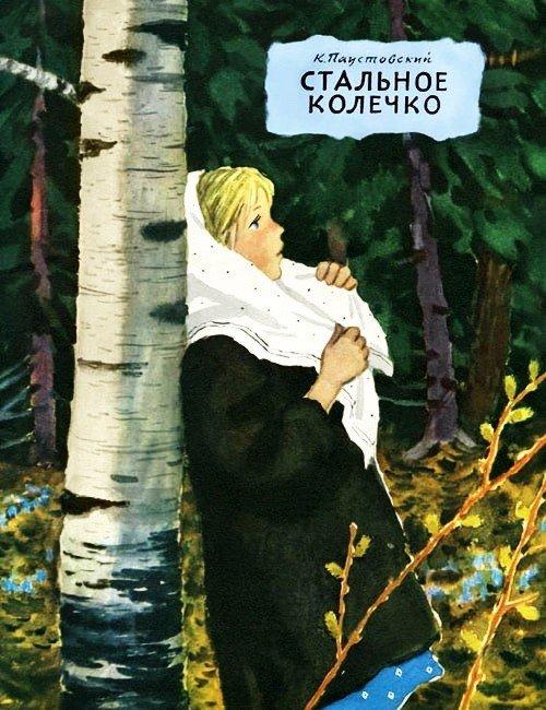 Стальное колечко - Паустовский К.