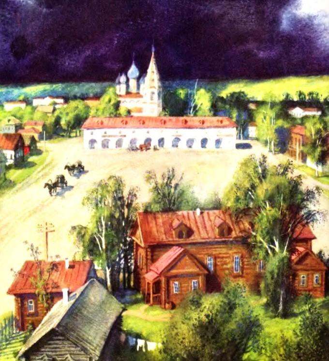 Заячьи лапы - Паустовский К.