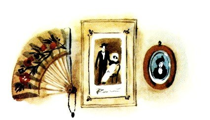 Цветы и зеркало - Абрамцева Н.