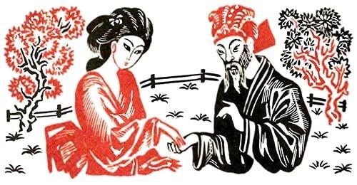 Китайская царица Силинчи - Толстой Л.Н.