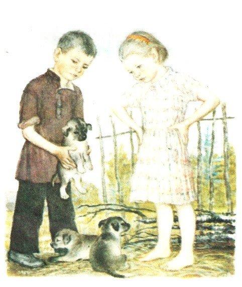 Рассказы для маленьких детей - Толстой Л.Н.