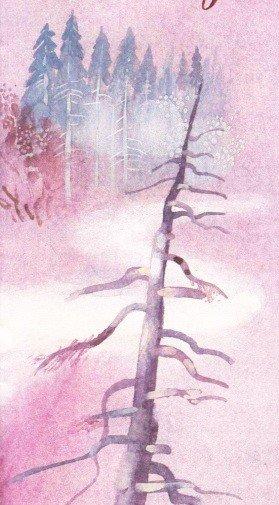 Сказка о тумане - Абрамцева Н.