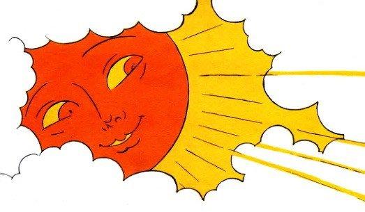 Солнечный зайчик - Берестов В.