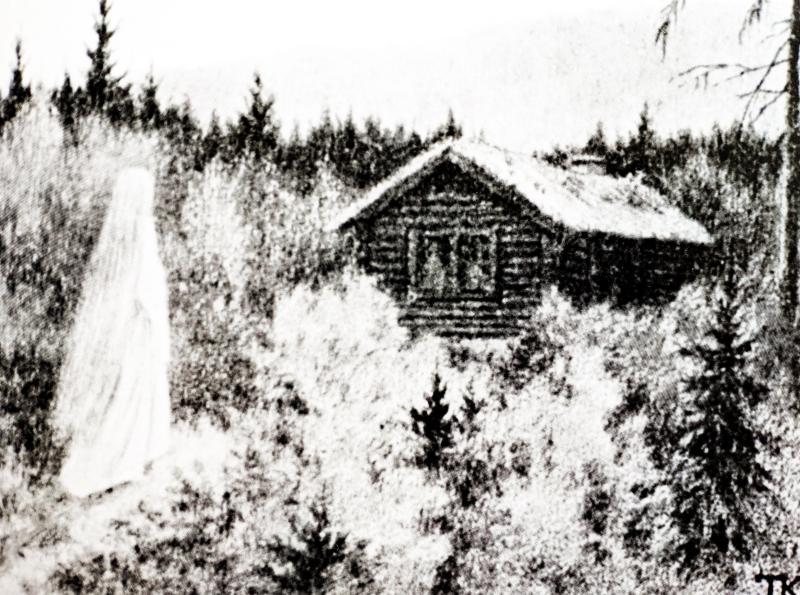 Белый медведь король Валемон - норвежская народная сказка