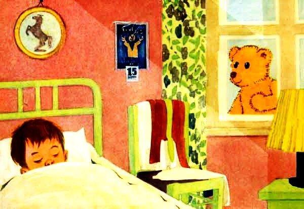 Тедди Брюмм - немецкая народная сказка