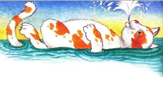 Кит и кот - Заходер Б.
