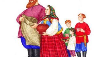 Ай, чу-чу — русская народная песенка для детей. Слушать.