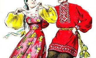 Ах, вы сени, мои сени — русская народная песня для детей.