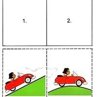 Последовательность событий. Логика для детей.